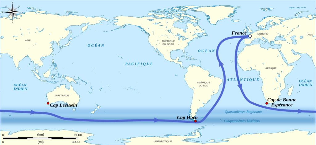 Route du Vendée Globe